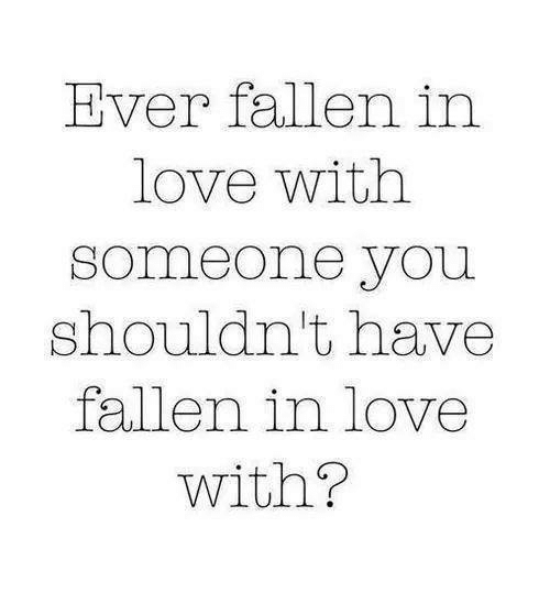 how to tell if you have fallen in love