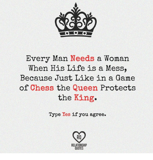 Every Woman Needs A Man Quotes: 25+ Best Memes About Every Man Needs A Woman