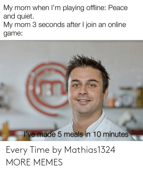 every time: Every Time by Mathias1324 MORE MEMES