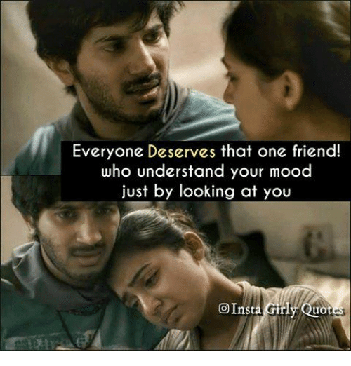 Memes, Mood, and 🤖: Everyone Deserves that one friend!  who understand your mood  just by looking at you
