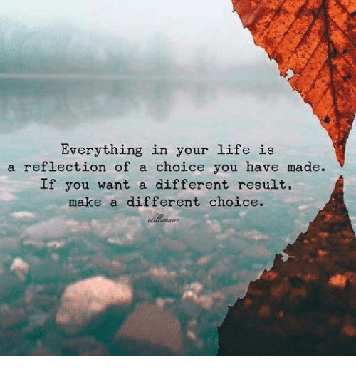 your life your choice Are you sick and tired do you want to change your life through tiny, non-overwhelming, steps well, here's my story, and what i've found to work.