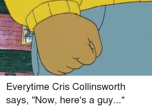 "Football, Nfl, and Sports: Everytime Cris Collinsworth says, ""Now, here's a guy..."""