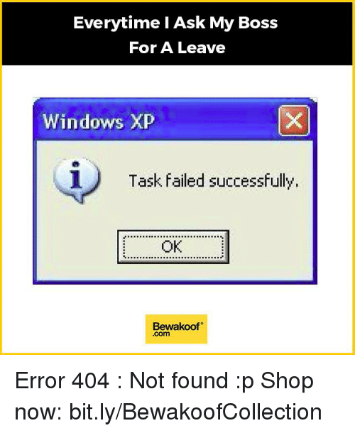 404 Not Found: Funny Windows Memes Of 2017 On SIZZLE