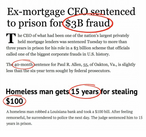 Ex Mortgage Ceosentenced To Prison For 3b Fraud He Ceo Of