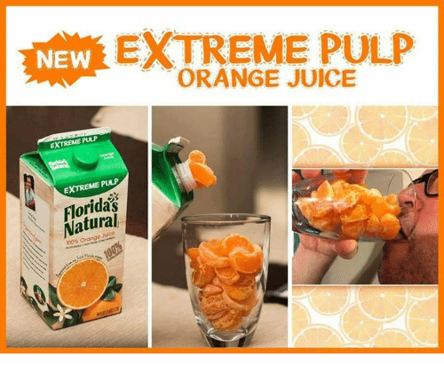 how to tell if orange juice has gone bad