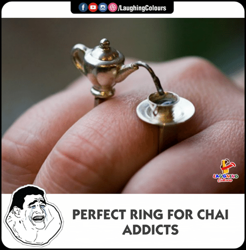 addicts: f  ,(8)/LaughingColours  LAUGHI  :'(  )〉/ PERFECT RING FOR CHAI  ADDICTS