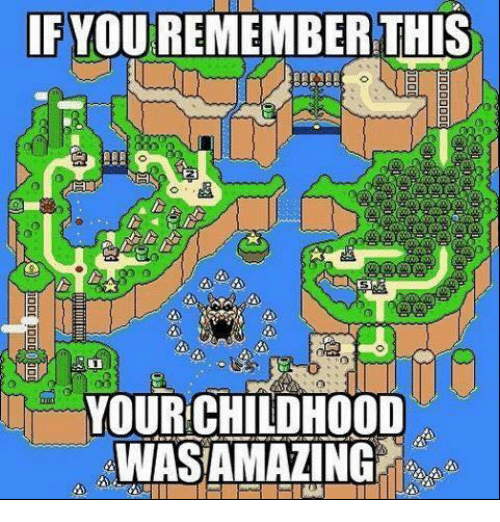 Memes, 🤖, and Remember: F YOU REMEMBER THIS  YOUR CHILDHOOD  WASAMAZING