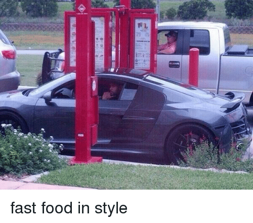 Tim Duncan: F1, fast food in style