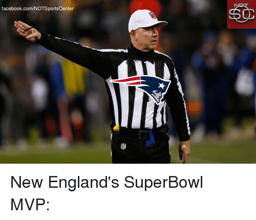 Sports, New England, and Mvp: facebook.com/NOTSportsCenter New England's SuperBowl MVP:
