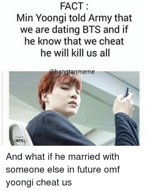 Dating bts Tumblr not