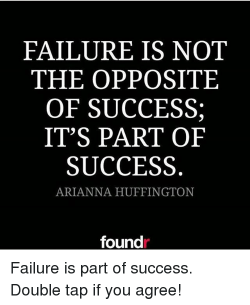 Inspirational Quotes About Failure: 25+ Best Memes About Huffington