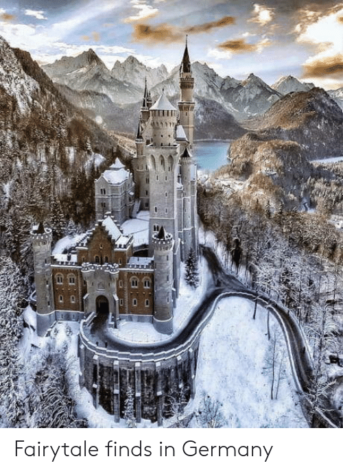 fairytale: Fairytale finds in Germany