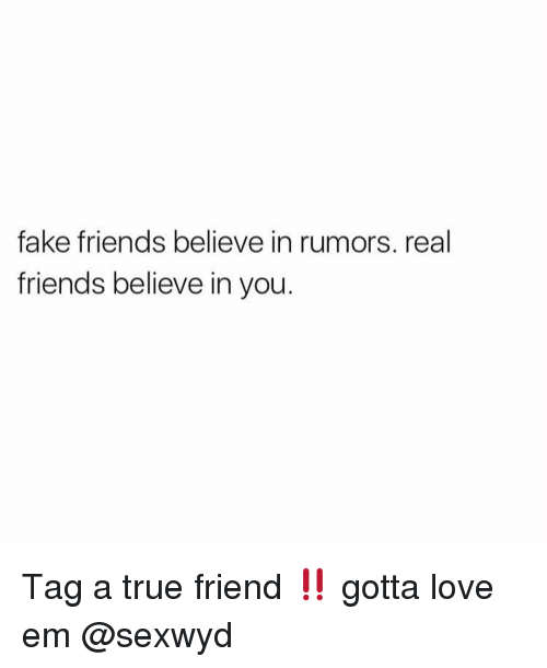 Funny Fake Friends Memes Of 2017 On SIZZLE