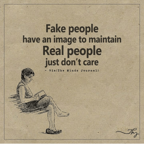 25+ Best Memes About Fake People