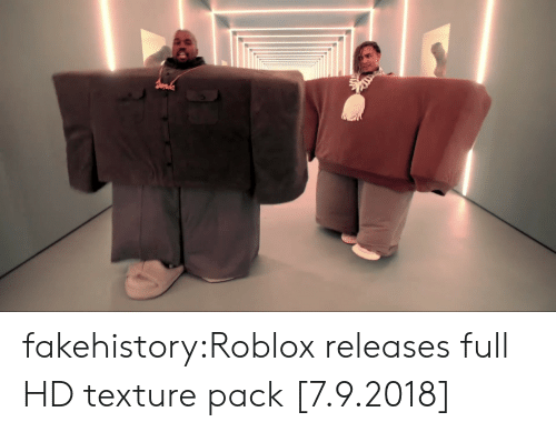 texture: fakehistory:Roblox releases full HD texture pack [7.9.2018]