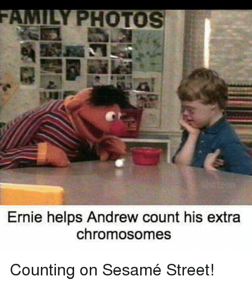 Family Photo Ernie Helps Andrew Count His Extra Chromosomes 14415881 besides Unexpectedly Badass Childrens Characters as well Top gun cap as well Muppets Statler And Waldorf Quotes likewise Cloud Nine. on ernie sesame street meme
