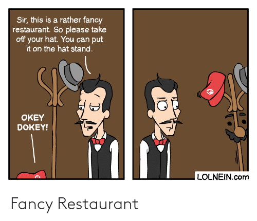 Restaurant: Fancy Restaurant