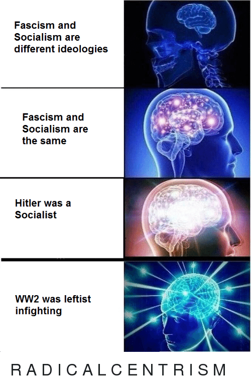 Hitler, Socialism, and Socialist: Fascism and  Socialism are  Fascism and  Socialism are  the same  Hitler was a  Socialist  WW2 was leftist  infighting