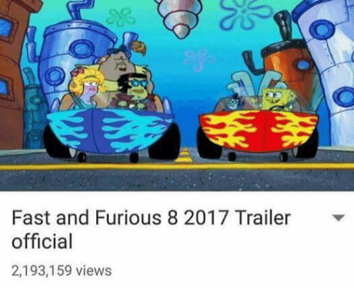 Funny Fast and Furious Memes of 2017 on SIZZLE