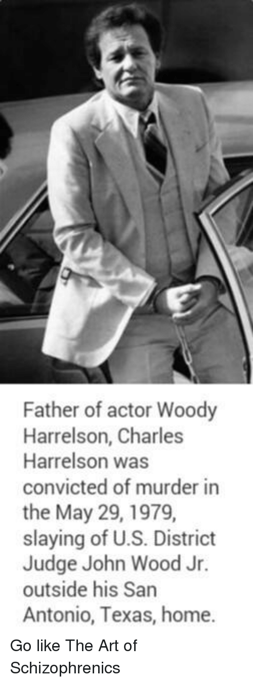 father of actor woody harrelson charles harrelson was