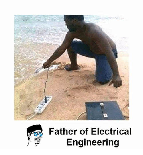 electrical engineer: Father of Electrical  Engineering