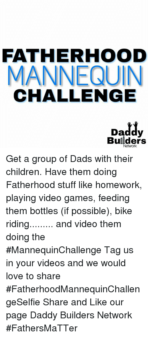 Who is the daddy homework
