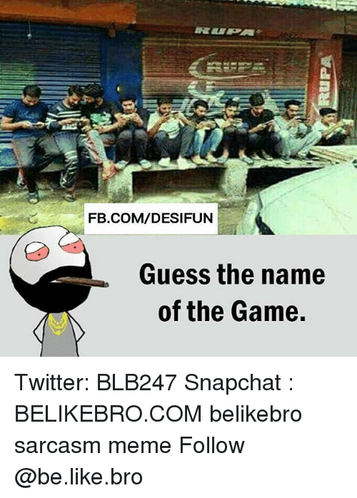 Guess The Memes Answers Roblox: FBCOMDESIFUN Guess The Name Of The Game Twitter BLB247