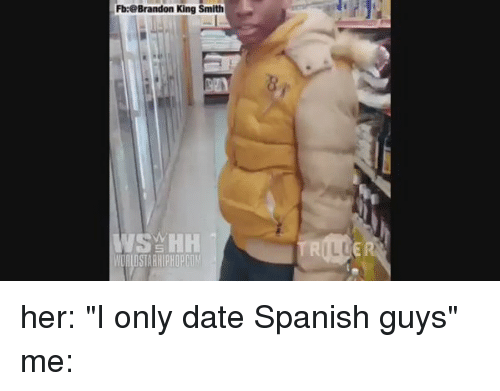 dating spanish guys