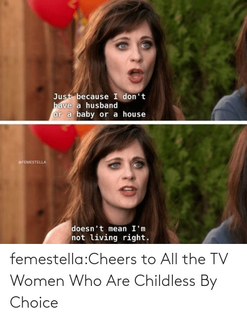 /tv/ : femestella:Cheers to All the TV Women Who Are Childless By Choice