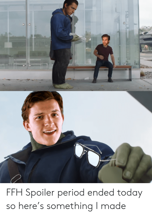 spoiler: FFH Spoiler period ended today so here's something I made