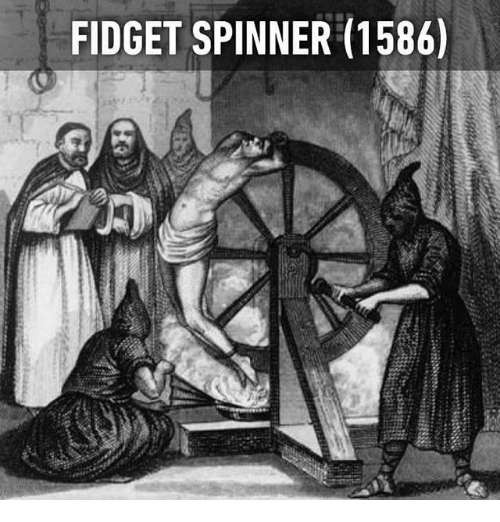 Classical Art, Fidget, and  Spinner: FIDGET SPINNER (1586)