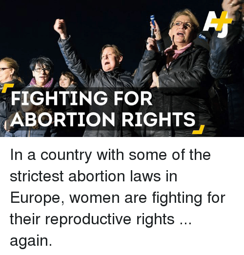 women and their rights to abortion In a recent article published by clevelandcom, marilyn kopp described why she identifies both as pro-life and a feministthe president of the ohio chapter of feminist for life eloquently explained that defending women's rights also means defending the unborn from abortion.