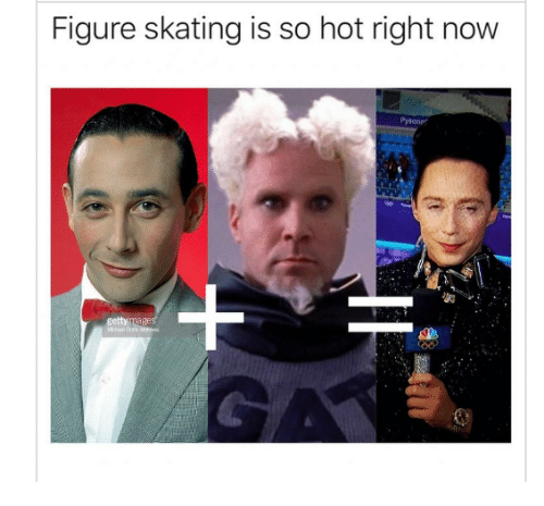 hot right now: Figure skating is so hot right now