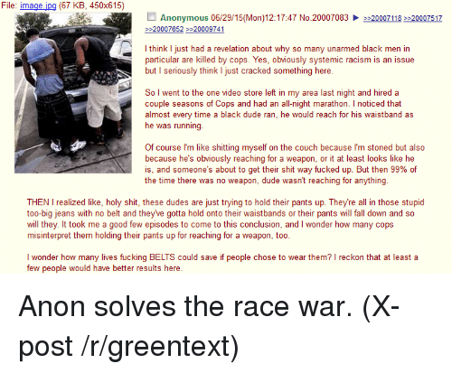 Posts fucked up 4chan