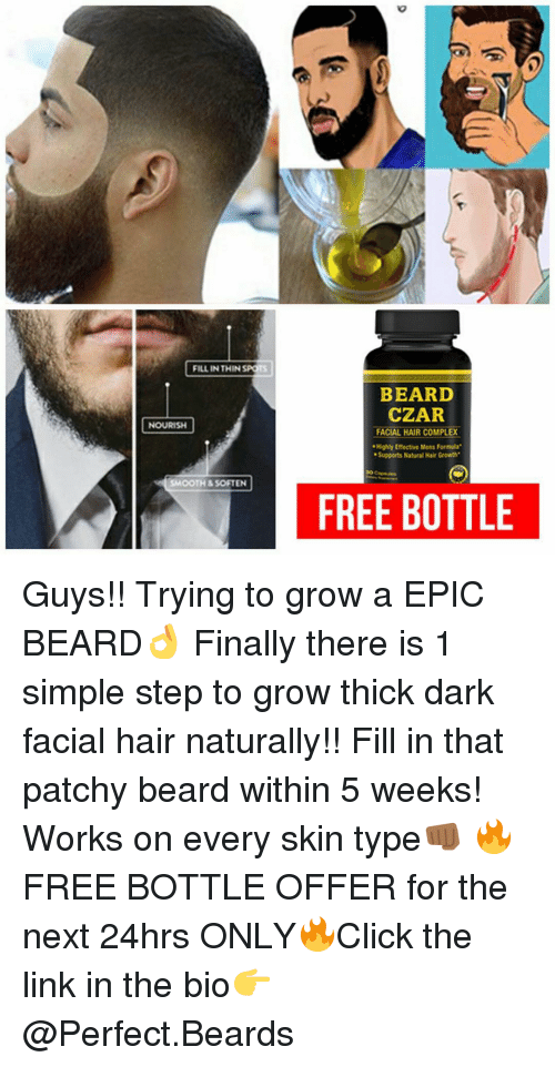 How To Soften Beard Hair Naturally