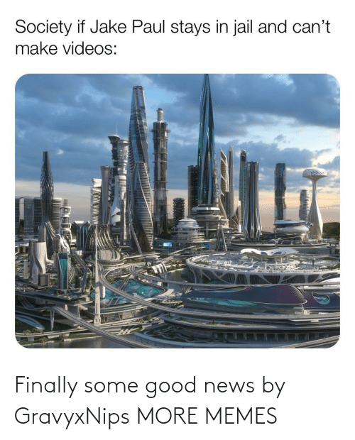News: Finally some good news by GravyxNips MORE MEMES