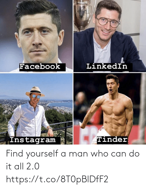 Who Can: Find yourself a man who can do it all 2.0 https://t.co/8T0pBlDfF2