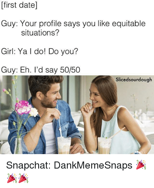 What to say to a girl on the first date