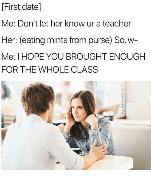 I Think My Daughter Is Dating Her Teacher