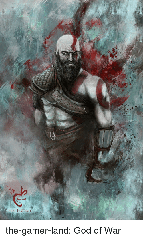 god of war: First Edition the-gamer-land:  God of War