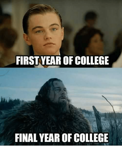 first year college The first year at college: issues freshmen face, studying, time management, more.