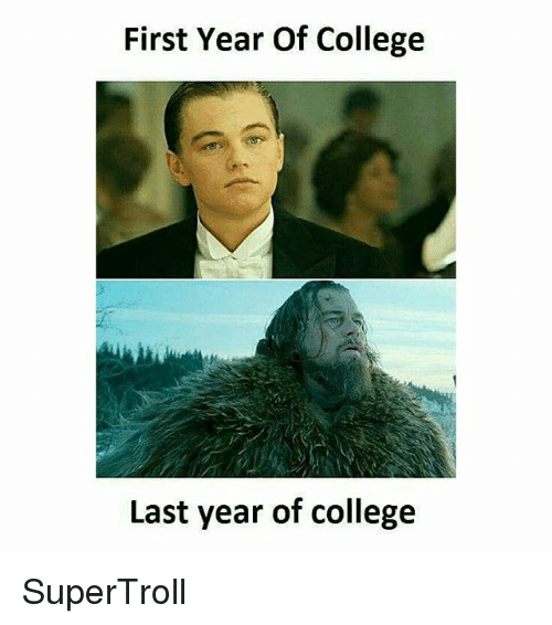 first year college