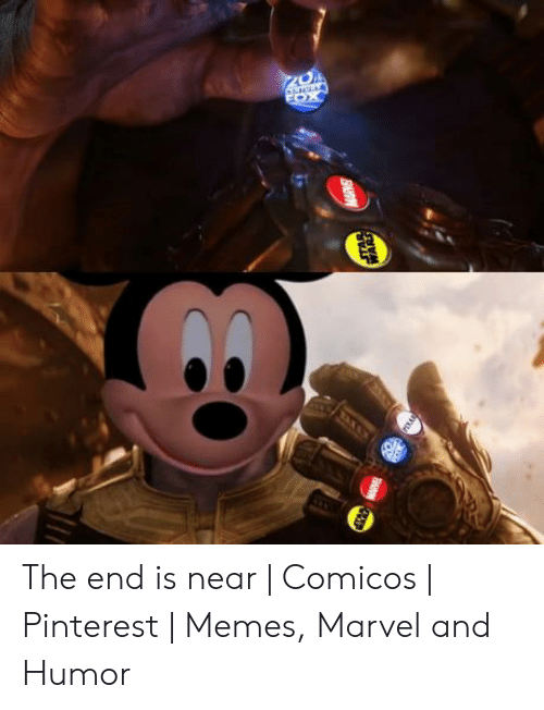 Memes, Pinterest, and Marvel: FO. The end is near | Comicos | Pinterest | Memes, Marvel and Humor