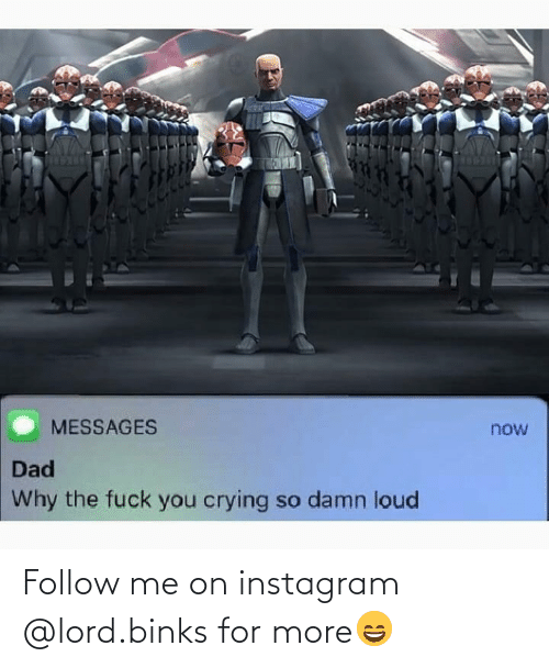 Star Wars: Follow me on instagram @lord.binks for more😄