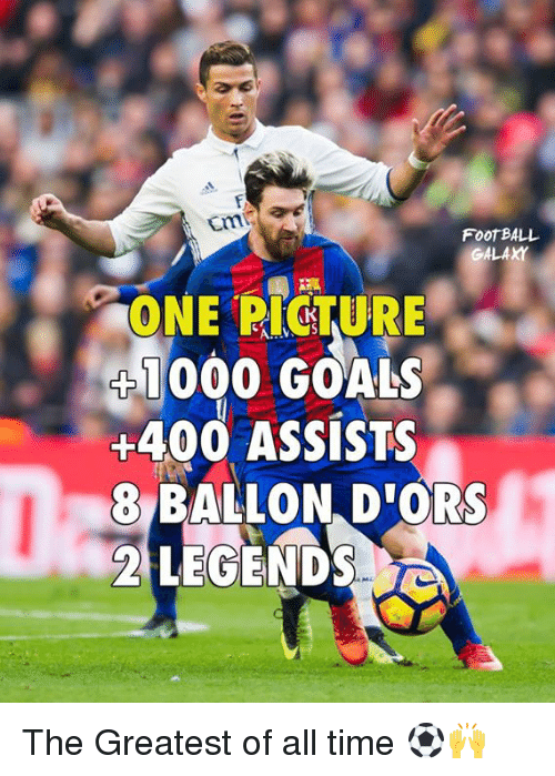 The Greatest Of All Time