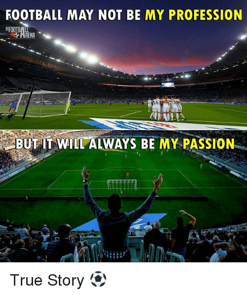 soccer my passion My soccer passion is a central hub for all people around the world who share their passion for the amazing sport of football (or soccer) whether it may be the premiere league, the champions league, or the world cup we footballers will show our support every single day.