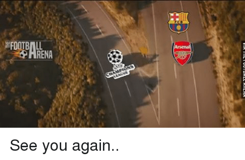 See You Again: FOOTBALL  RENA See you again..