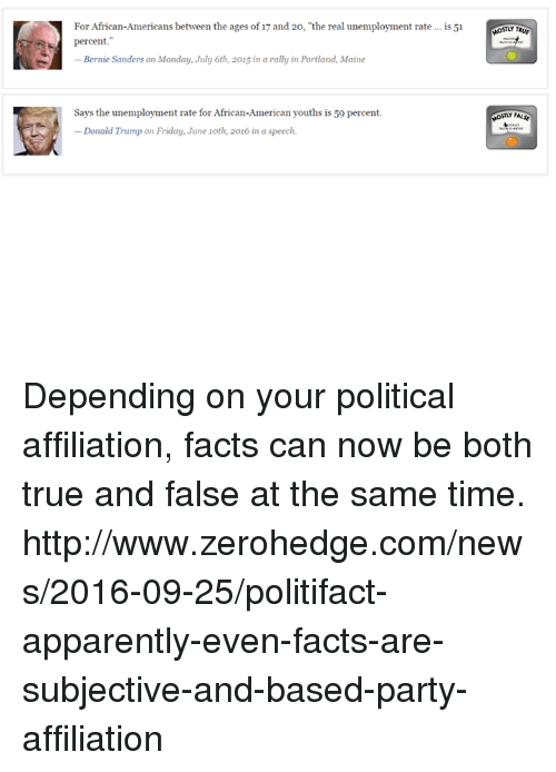 news politifact apparently even facts subjective based party affiliation
