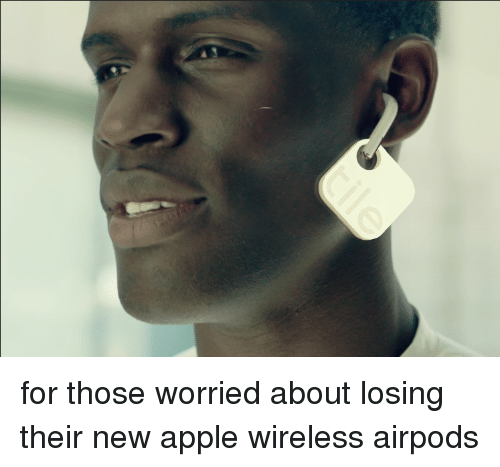 for those worried about losing their new apple wireless airpods 3677674 for those worried about losing their new apple wireless airpods