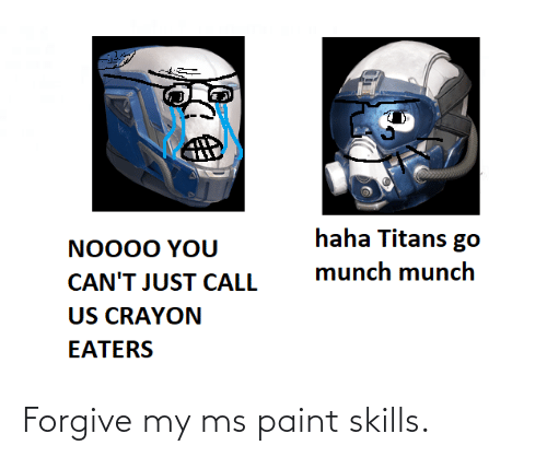 ms paint: Forgive my ms paint skills.